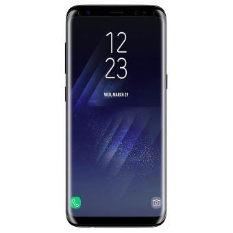 Film en verre intégral Noir Galaxy S8 maYb0qZ