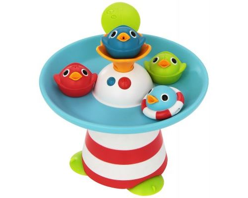 Jouet de bain Yookidoo La course aux canards