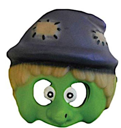 Amscan masque junior 18,4 cm bleu/vert taille unique