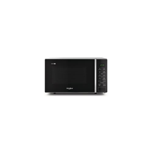 Whirlpool COOK 20 MWP 203 SB - Four micro-ondes grill - pose libre - 20 litres - 700 Watt - argent/noir