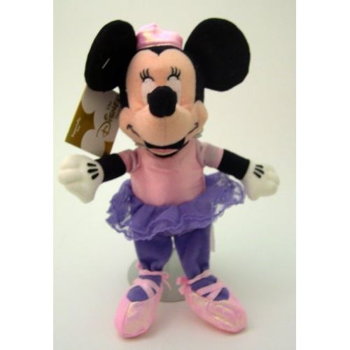 8 Minnie Mouse Pouf Ballerina Plush