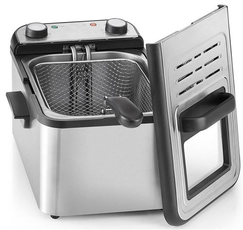 Kitchen Chef Professional KCP.FR42PRO - Friteuse - 4.2 litres - 3000 Watt