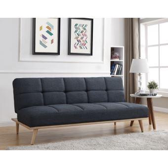 zara canap clic clac scandinave 3 places l182x83x81. Black Bedroom Furniture Sets. Home Design Ideas