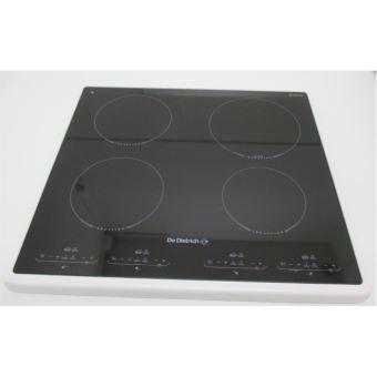 nouveaux styles 05727 4e228 dessus vitro pour cuisiniere de dietrich