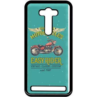 Coque Asus Zenfone Selfie Zd551kl Moto Rtro Easy Rider
