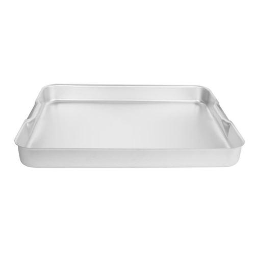 Plat à rôtir aluminium vogue 610(l) x 455(p)mm