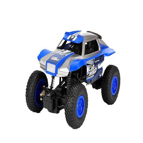 1:20 2.4G haute vitesse RC voitur course télécommandée camion tout-terrain Buggy jouets - Bleu