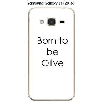 Onozo - Coque Samsung Galaxy J3 (2016) design Citation