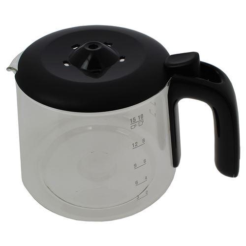 Verseuse noire 10 - 15 tasses pour Cafetiere Electrolux, Cafetiere A.e.g