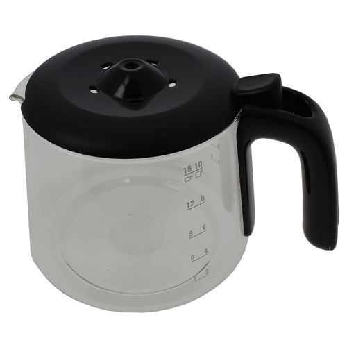 Verseuse noire 10 - 15 tasses pour Cafetiere A.e.g