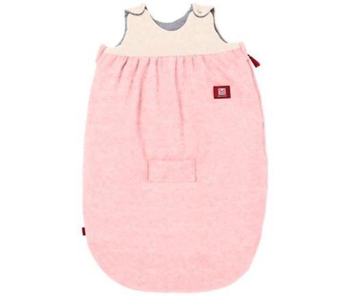 Gigoteuse bébé hiver ouatinée rose 12/24 mois