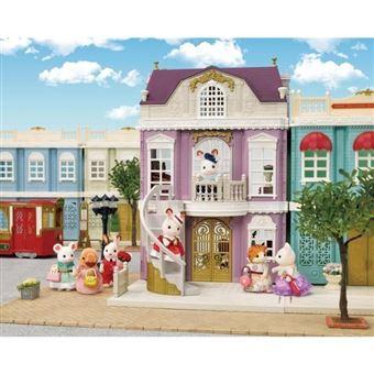Maison De Maitre Sylvanian Families Ville 5365 Moyenne Figurine Achat Prix Fnac