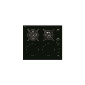 meilleur service 9432a df538 sauter table de cuisson mixte induction - gaz 2 foyers
