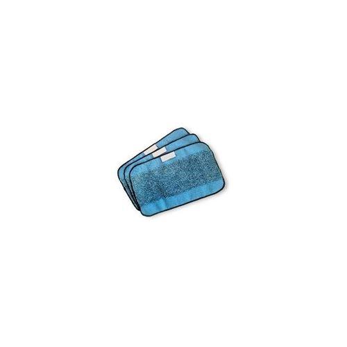 Pack 3 lingettes microfibres lavantes pour aspirateur irobot - f232449