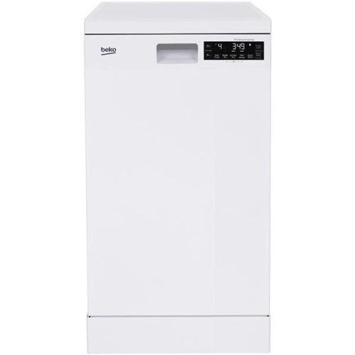 Lave-vaisselle-pose Libre-45 Cm-nombre De Couverts : 11-8,7 L-niveau So Beko - Dfs28120w