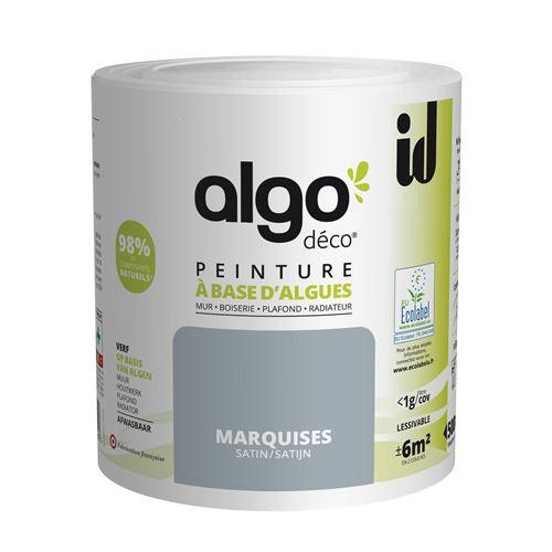 Peinture à Base D'algues Algo Satin Marquise 500ml