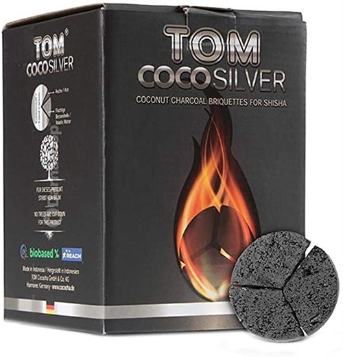 Tom Cococha Silver 1 Kg New Edition 3 Blocks