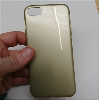 coque iphone 7 silicone or