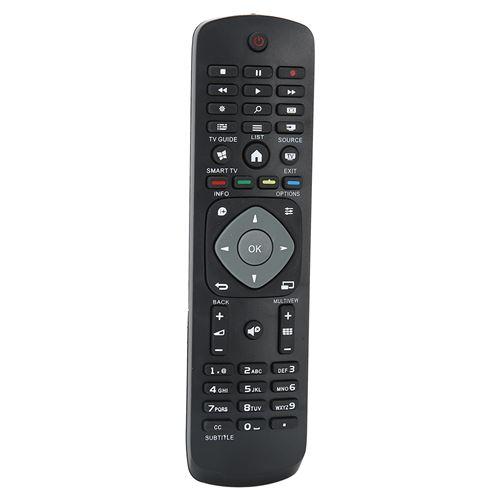 Télécommande de Téléviseur en ABS pour Philips TV YKF347-003