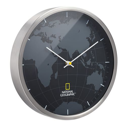 Bresser National Geographic Horloge murale 30 cm