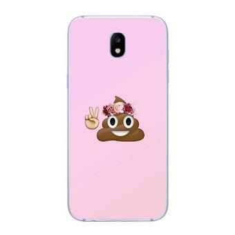 coque emoji samsung j3 2017