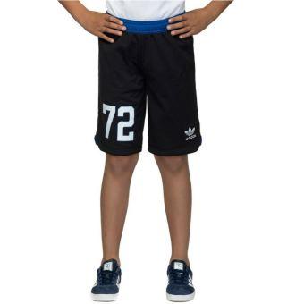Shorts Adidas Noir 0506A Adolescent