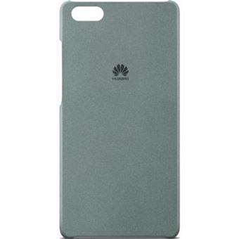 Coque rigide gris anthracite pour Huawei P8 Lite 2016