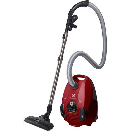 Electrolux esp73rr aspirateur sans sac 3.5l 650w a+ rouge (900 940 464)