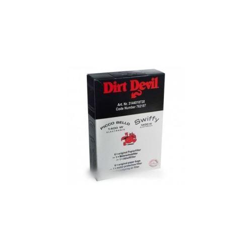 Sacs m1440-m1446/m1550-m1556 pour aspirateur dirt devil handy - 3144010720