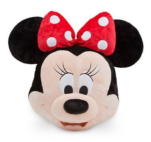 Oreiller en peluche Minnie Mouse - Rouge - 16 de Disney