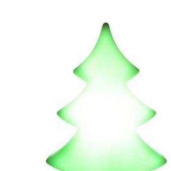 Decoration De Noel Led Sapin De Noel Polarlite Lba 51 013 Ampoule