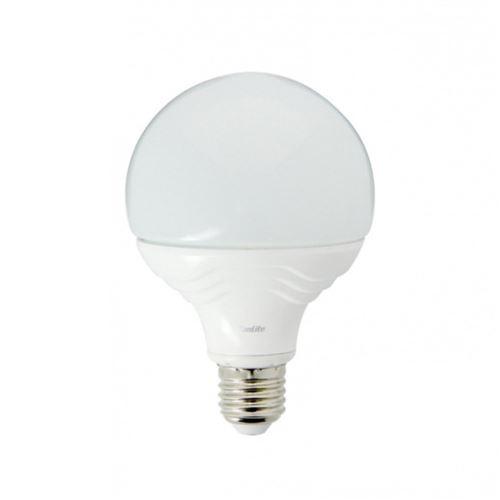 Xanlite|Ampoule LED G95, culot E27, 10W cons. (60W eq.), CCT température de lumière variable 2700k - 6000k|SE60BCCT