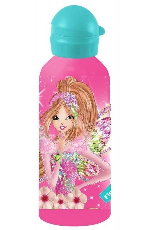 Diakakis gourde Winx Clubfille 500 ml vert menthe/rose