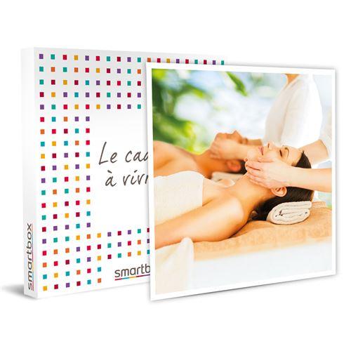SMARTBOX - Détente en duo avec massage et accès au spa - Coffret Cadeau