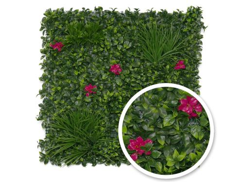 Mur végétal artificiel Amazone 1 m² - Jardideco