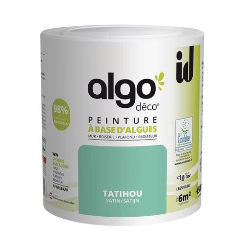 Peinture à Base D'algues Algo Satin Tatihou 500ml