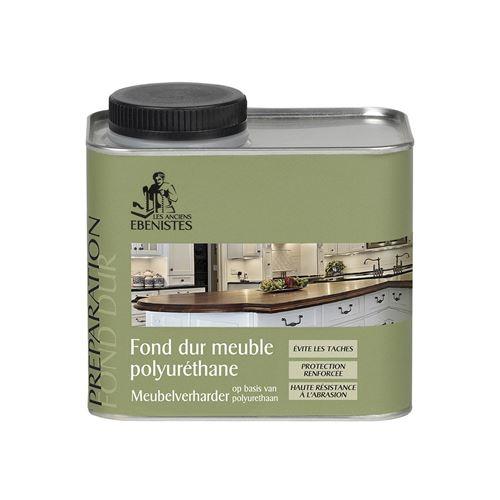 Fond Dur Meuble Polyurethane 450ml - Les Anciens ébénistes