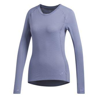 finest selection f7208 f7938 T-shirt adidas Supernova M Bleu - Hauts, T-shirts et débardeurs de sport -  Achat   prix   fnac