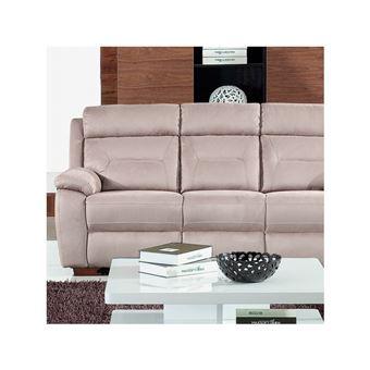 Canapé 3P + Fauteuil Relax électrique - ACCIO - Achat   prix   fnac 8777605f3232