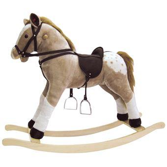 Bino - 82533 - cheval à bascule/maxi - 10