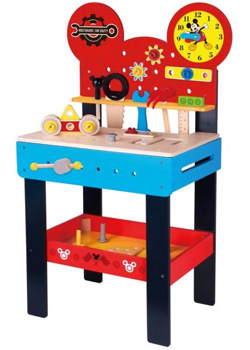 Disney établi Mickey Mouse junior 89 cm bois bleu/rouge