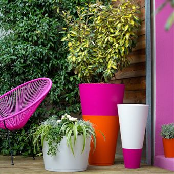 Pot De Fleur Design Tokyo 36 Grosfillex