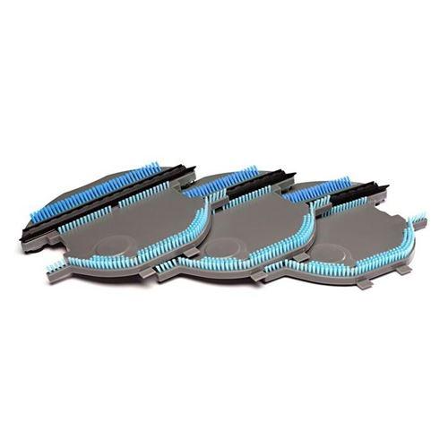Pack de 3 plaques brosses pour aspirateur irobot - f232434
