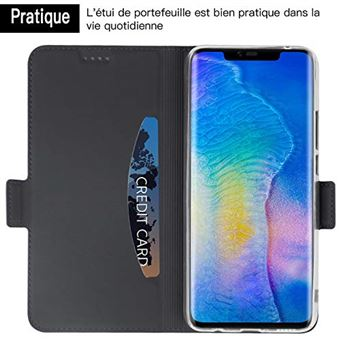 coque huawei mate 20 pro cuir