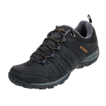 037dc758cca Chaussures marche randonnées Columbia Woodburn ii waterproof Noir taille    43 réf   52483