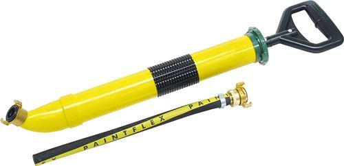 Pompe à mortier manuelle - Différentes versions