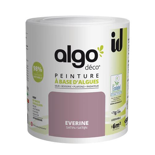 Peinture à Base D'algues Algo Satin Everine 500ml