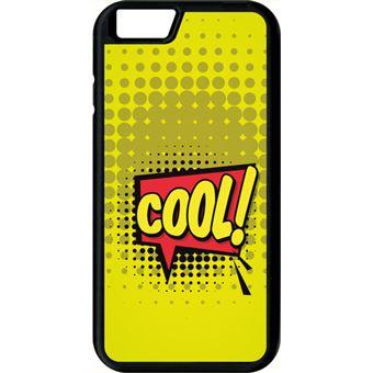iphone 6 coque apple jaune