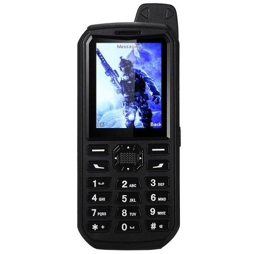 73 Sur Telephone Antichoc Dual Sim Portable Chantier étanche Solide