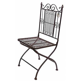 L\'Héritier Du Temps - Chaise de jardin siège fauteuil assise de ...